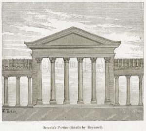 Octavia's Portico